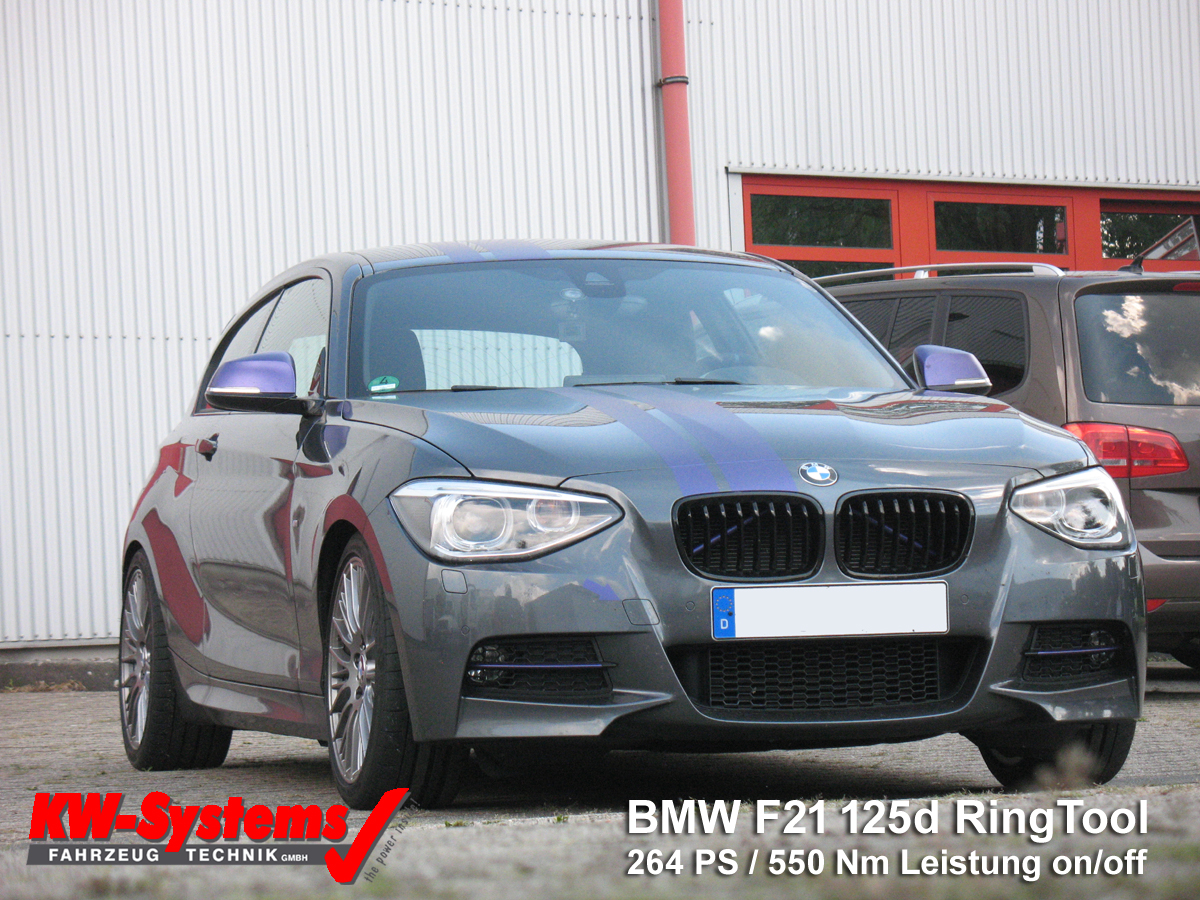 BMW 125d Ringtool