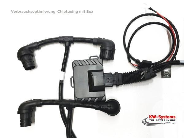 Chiptuning und Verbrauchsoptimierung für Mercedes OM470 mit Box