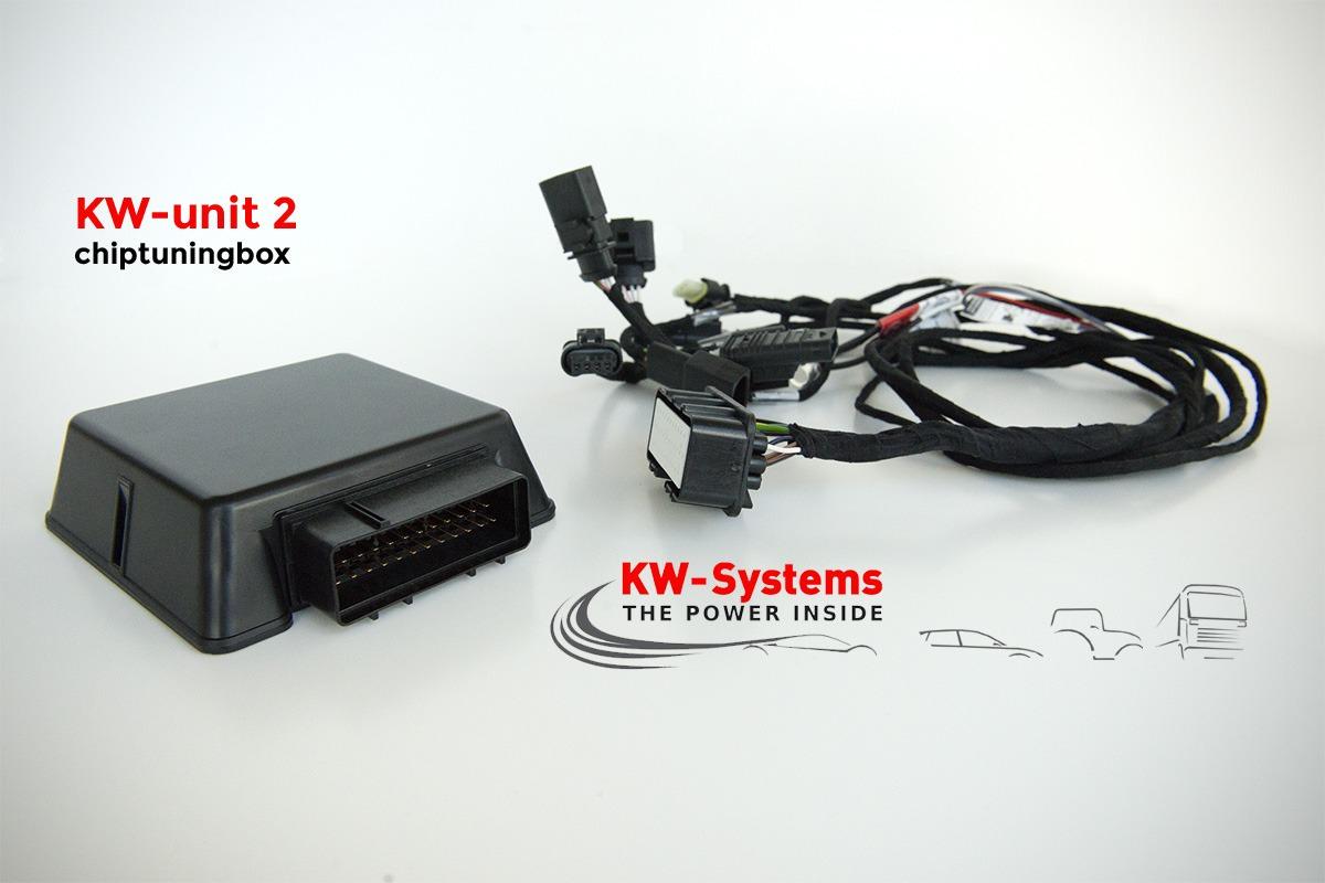 Kw-Systems KW-unit 2 Injektoreneinzelansteuerung