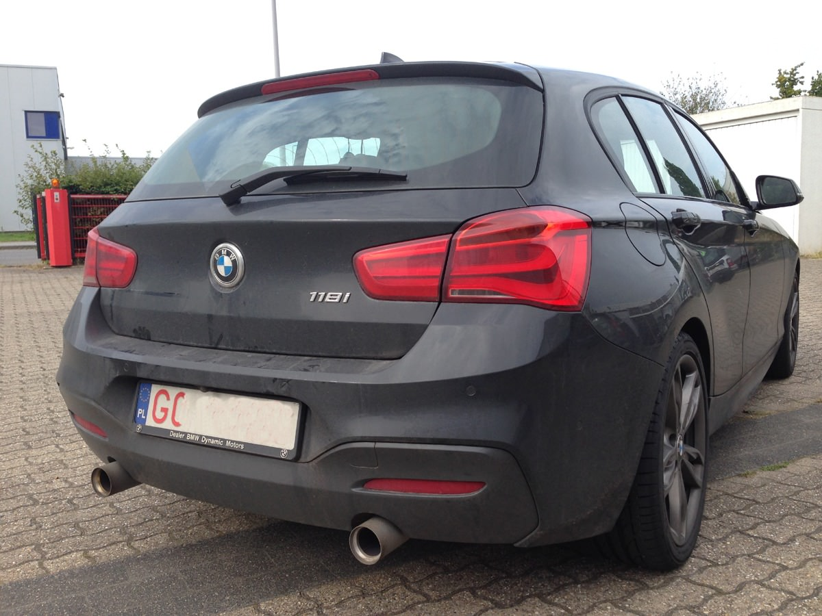 BMW M140i KW-Systems
