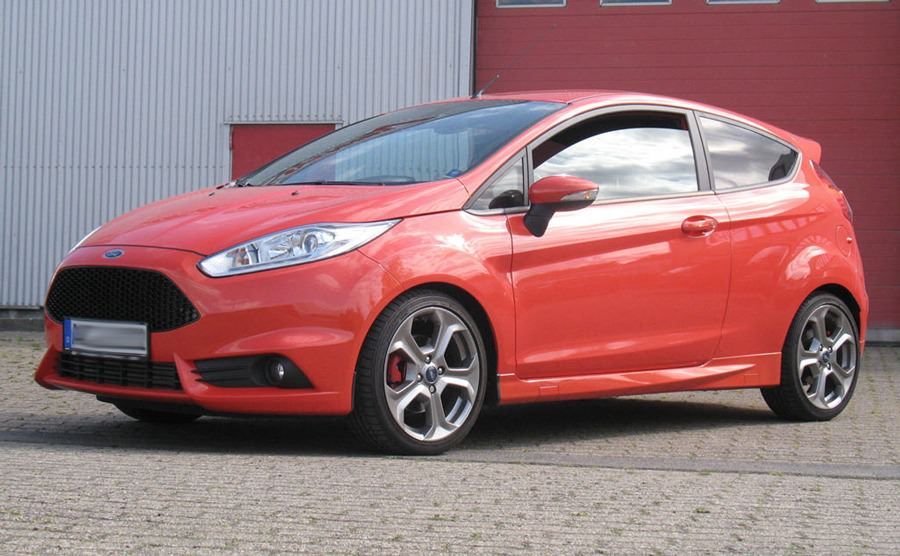 Ford Fiesta Ecoboost Tuning