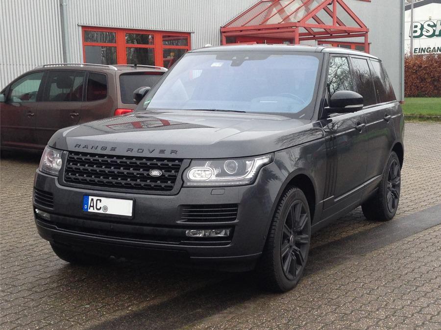 Gaspedaltuning Pedalbox Range Rover Sport