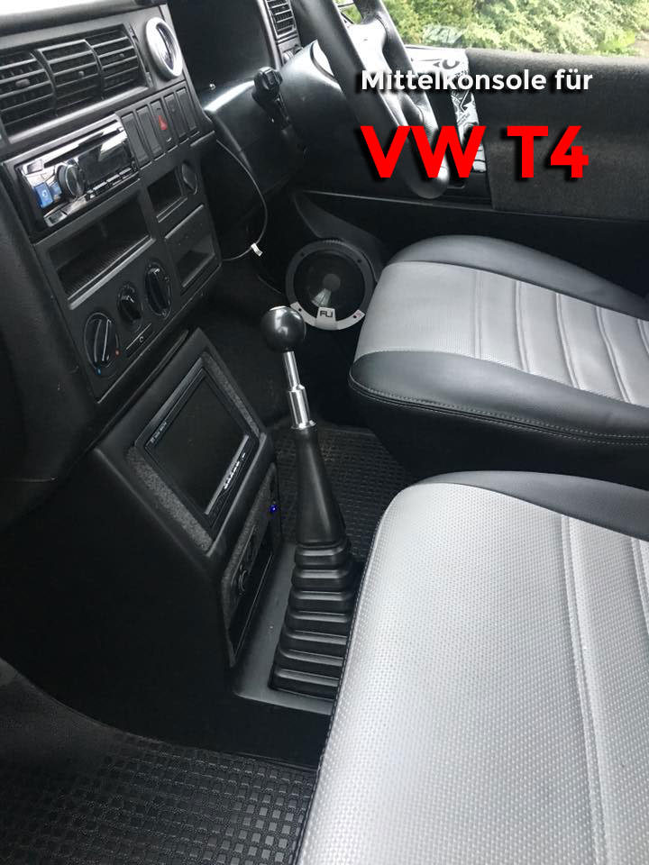 Mittelkonsole für den VW T4