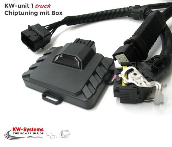 Chiptuning Verbrauchsoptimierung für VOLVO FM - ab 09/2005 - ... FM 330, 330PS/243KW, 10800 ccm